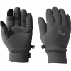Outdoor Research PL 400 Sensor Gloves - Men's-Charcoal Heather-Large