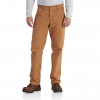 Carhartt Relaxed Fit Washed Duck Work Dungaree for Mens, Carhartt Brown, 34/30