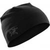 Arc'Teryx Rho LTW Beanie-Black-One Size