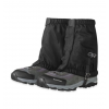 Outdoor Research Rocky Mountain Low Gaiters - Men's-Black L/XL
