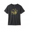 Mountain Khakis Bison Illustration T-Shirt - Mens, Charcoal Heather, Medium, 521-Medium