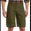 Carhartt Washed Twill Dungaree Short For Mens, Field Khaki, 30