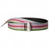 Mountain Khakis Trout Webbing Belt - Men's-Rainbow