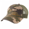 Carhartt Brandt Cap for Mens, Rugged Khaki Camo, One Size Fits All