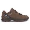 Lowa Tiago Lo Hiking Shoe, Medium - Womens, Espresso/Berry, 6
