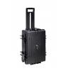 B&W International Type  Black Outdoor Case With Custom DJi3 Phantom Custom Insert, Black, Large
