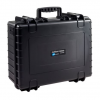 B&W International Type  Black Outdoor Case With Custom DJi2 Phantom Custom Insert, Black, Medium