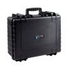 B&W International Type  Black Outdoor Case With Custom DJi3 Phantom Custom Insert, Black, Medium