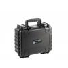 B&W International Type  Black Outdoor Case With Custom Gopro Insert, Black, Medium