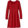 prAna Chrissa Dress - Women's -Sunwashed Red-Large