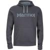 Marmot Hoody - Men's-New Slate Grey Heather-Extra-Large