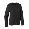 Patagonia Long-Sleeved Capilene Daily T-Shirt - Men's-Black-Extra-Large
