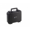 B&W International Type  Black Outdoor Case Empty, Black, Small