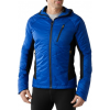 Smartwool PhD Propulsion 60 Hoody Sport  - Men's -Bright Blue-Small