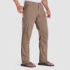 Kuhl Konfidant Air Pant - Men's-Dark Khaki-34 Waist-Short Inseam
