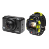 Coleman Bravo2 1080p HD & 5.0 MP Waterproof Sports Camera Kit w/Wi-Fi and Remote Control Watch, Black