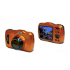 Coleman Xtreme4 20.0 MP / 1080p HD / 4X Optical Zoom Underwater Digital & Video Camera, Waterproof to 33 ft, Orange
