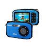 Coleman Xtreme 16.0 MP Underwater Digital & Video Camera, Waterproof to 33 ft, Blue
