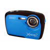 Coleman Xtreme2 16.0 MP / HD Underwater Digital & Video Camera, Waterproof to 10 ft, Blue