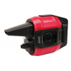 Coleman Outdoor Rechargable Quick Pump, Red/Black, Pump CampVac w/ 120v Charger 187589