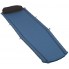 Coleman Silverton Sim Tall Self Inflating Camp Pad, Attached Storage Bag, Blue, Inflated   76 X 22 X 1.5 In