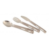 Coleman Chow Kit Nesting Utensil Set, Stainless Steel