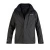 Shed, Berghaus Island Peak 3-in-1 Jacket - Men's large - Black