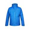 Shed, Berghaus Ben Alder 3 in 1 Jacket - Men's Large - Snorkel Blue/Dark Red