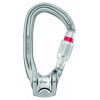 Petzl RollClip Z H-Frame Pulley Carabiner, Screw-Lock