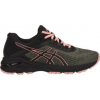 Asics Gt 2000 6 Women's Trailrunning Shoe, Four Leaf Clover/Black/Coral Cloud, 10 Us