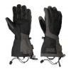 Outdoor Research Arete Gloves - Men's-Black/Charcoal-Medium