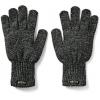 Filson Full Finger Knit Gloves, Charcoal, Large
