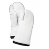 Hestra Insulated 3-Finger Liner - Men's-Off White-8