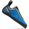 Scarpa Helix Climbing Shoe - Men's, Hyper Blue, 39