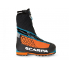 Scarpa Phantom 6000 Mountaineering Boot, Black/Orange, 39