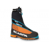 Scarpa Phantom Tech Mountaineering Boot, Black/Orange, 38