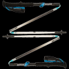 Black Diamond Distance FLZ Z Trekking Poles, 110 cm