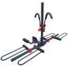 Malone Runway HM2 - Hitch Mount Platform 2 Bike Carrier, 1.25in and 2in