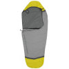 ALPS Mountaineering Twilight Sleeping Bag Liner, Citrus/Coal, 32in x 80in