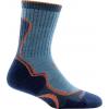 Darn Tough Hike/Trek Light Hiker Micro Crew Light Cushion Sock - Women's, Denim, Large