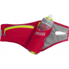 CamelBak Delaney Belt, Crimson Red/Lime Punch, One Size