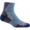 Darn Tough Hike/Trek 1/4 Cushion Sock - Women's, Denim, Large