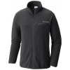 Columbia Mountain Crest Full Zip Hoody   Men's, Black, L, 10 L