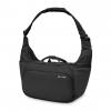 Pacsafe Camsafe V18 Anti-Theft Camera Expandable Sling Bag, 14L, Black