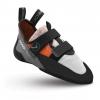 Mad Rock Flash 2018 Climbing Shoe - Mens, Black/White/Orange, 3, 870559005906
