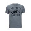 Marmot Sunrise Short Sleeve T Shirt   Mens, Ash Heather, L
