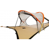 Tentsile Tents Connect 2 Person Tree Tent W/ Adjustable Double Hammock Bed, Removable Rainfly, Nylon Polyester, 4 Seasons, Safari