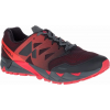 Merrell Agility Peak Flex 2 E Mesh Trail Running Shoe, Medium   Mens, Black/Red, 10 Us