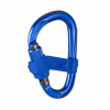 Mammut Smart HMS Carabiner, Screw Gate, Ultramarine, One Size
