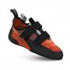 Mad Rock Weaver Mens Climbing Shoes, Black/Orange, 3 US